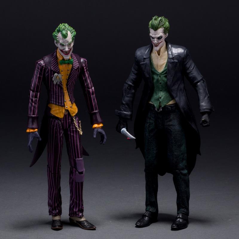 Joker arkham origins statue
