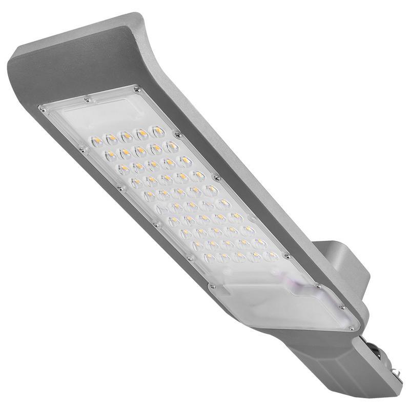 Wasserdicht IP65 30 W/50 W Led Licht Straße Lampe Kopf Aluminium Outdoor Straße Lampe Led Straße Flutlicht garten Spot Lampe AC85-265V
