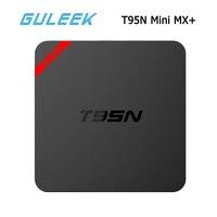 GULEEK T95N Mini MX Android 6.0 TV Kutusu S905X Quad Core Frenquency 2.0G 1G RAM 8G ROM Wifi 4 K Akıllı Android TV kutu