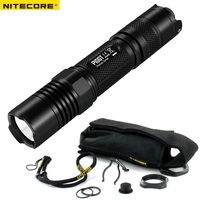 Nitecore p10gt 900 루멘 크리 어 XP L hi v3 led 야외 방수 전술 손전등|휴대용 조명 액세서리|   -