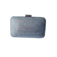 Best seller strass satin abend box clutch handtaschen braut taschen