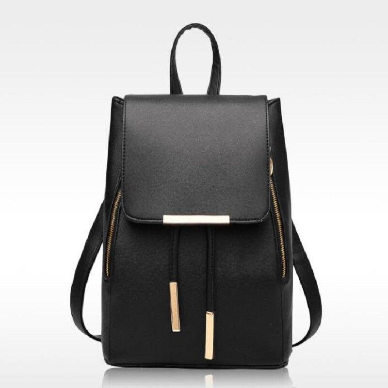 2018 Новый три перо тенденции моды женщин рюкзак леди pu Рюкзак M123584