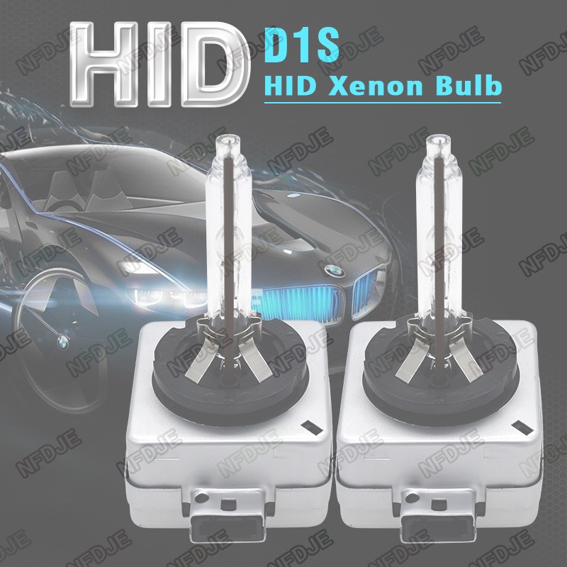 35W Xenon D1S D3S Xenon HID Bulb D1S D3S Auto Car Headlight Bulb 4300K 5000K 6000K 8000K 35W <font><b>D2S</b></font> D4S HID Replacement Bulb image