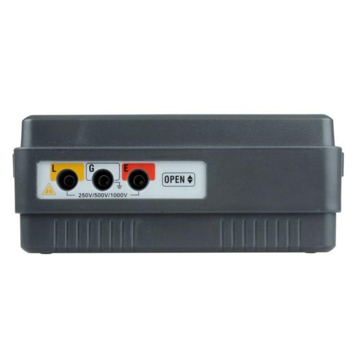 LIXF UYIGAO UA60B + insulation resistance tester, digital megger, 250V / 500V1000V Insulation shake table