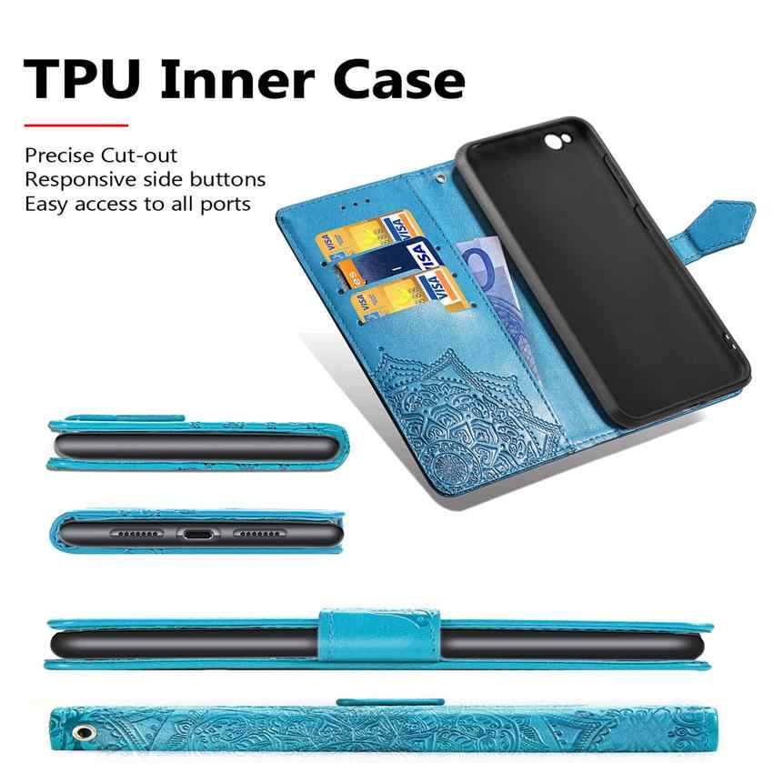 Leather Flip Case For Xiaomi Redmi Note 5A Prime phone case for redmi Note 5A Prime (32 64G) Screen Proctor For Redmi Note 5A pr