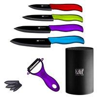 High Quality Fashion Fruit Vegetable Ceramic Knife 3 4 5 6 Inch Ceramic Knife Sets Kitchen