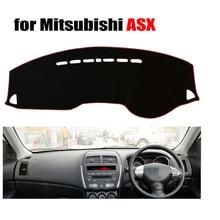 Car dashboard Covers mat For Mitsubishi ASX all the years right hand drive custom dashmat car dash pad auto accessories