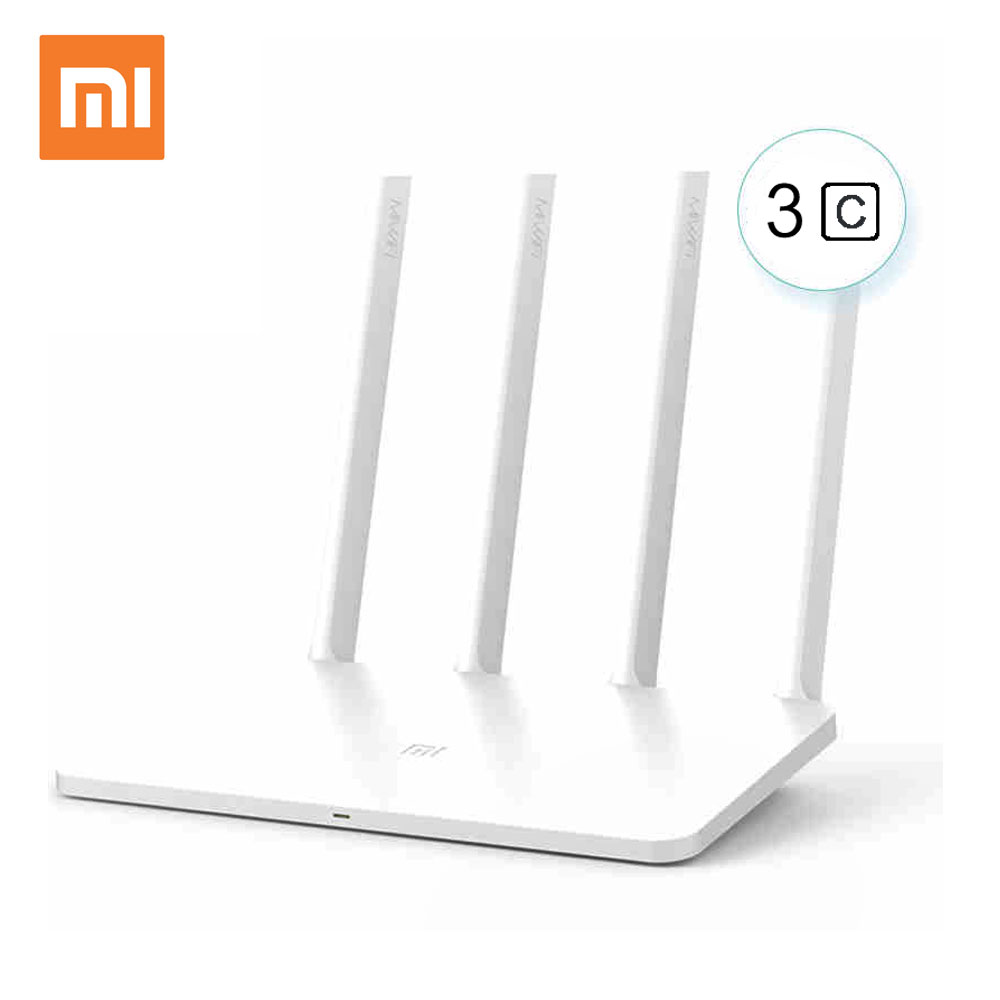Xiaomi Mi WiFi Router 3C Wifi Repeater 300Mbps 2.4GHz Wireless Routers Repetidor Wi-Fi Roteador APP Control