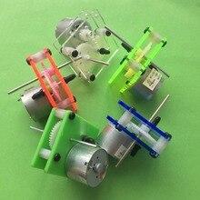 1pc J205Y 310 Gear DC Motor Suit 5colors Choose DIY Model Making