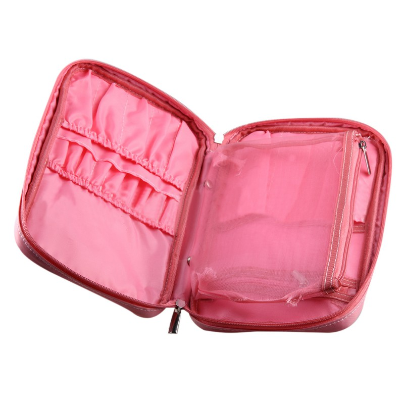 Multi-function Pouch Toiletry Palette Travel Practical Maquillaje Bag Makeup Brushes Bags Maquiagem Accessories