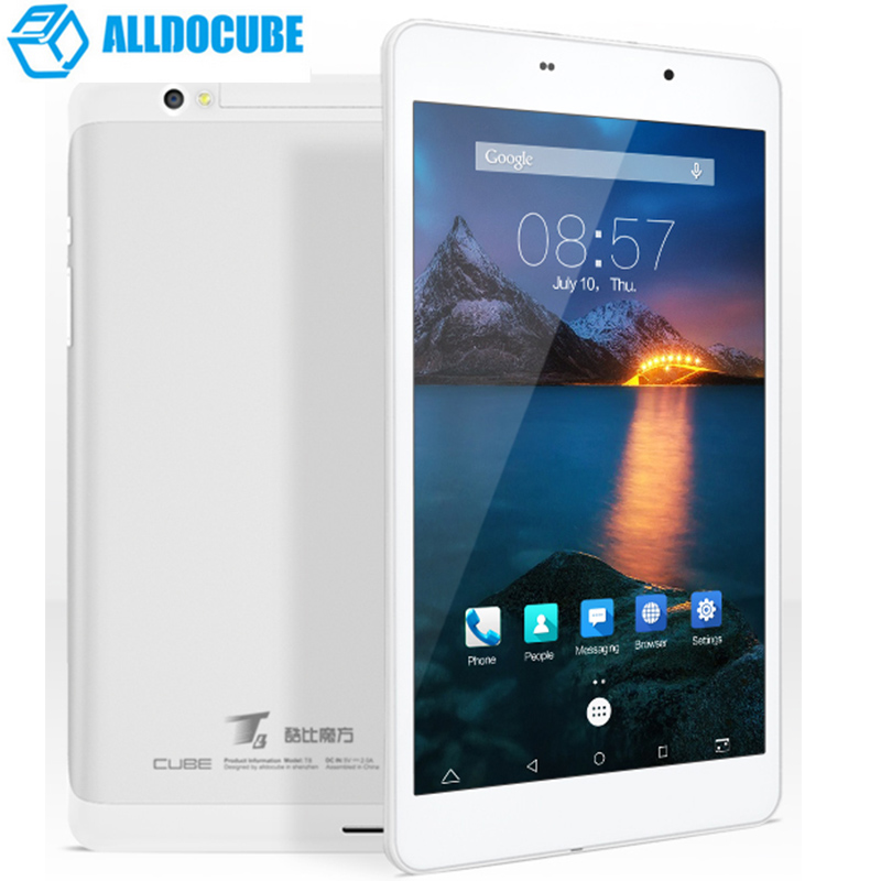 ALLDOCUBE Cube T8 Ultime/plus 4G LTE Tablet PC 8 IPS 1920x1200 Android 5.1 MTK8783 Octa base Téléphone Appel 2 GB RAM 16 GB ROM