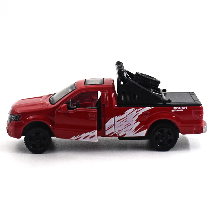 164 Alloy Car Model Sports Series Ford Pickup Truck Children Like The Gift Family Collection Decoration In Diecasts Toy Vehicles From