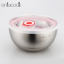 Stainless Steel Hot Insulation Bowl for Children Lunch Box Thermos For Food