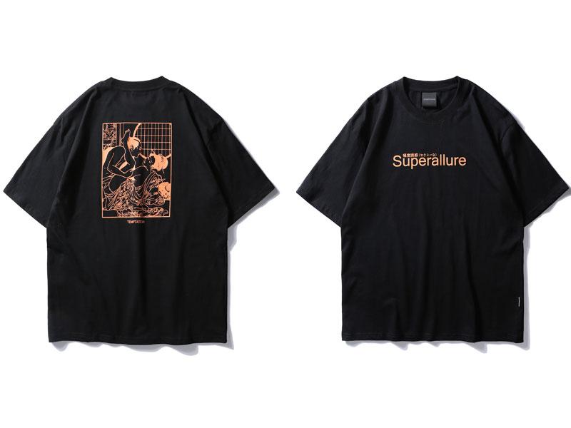 Japanese Ukiyo E Tshirts 3