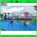 Da Classe comercial de Vários Estilos de Água Brinquedos, Colorido gigante Inflável Água Pé Bola Para O Aluguer de