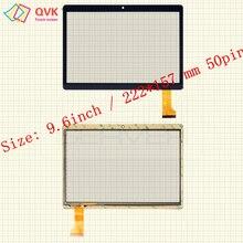 9,6 дюймов для Irbis TZ968 TZ961 TZ963 TZ960 TZ965 TZ969 TZ962 планшетный ПК емкостный сенсорный экран стекло дигитайзер панель
