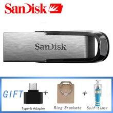 Sandisk original usb 3.0 Pendrives 32 ГБ для таблицы Ipad PC накопитель 100% натуральная 150 МБ/с. устройства подлинной гарантией бесплатная доставка