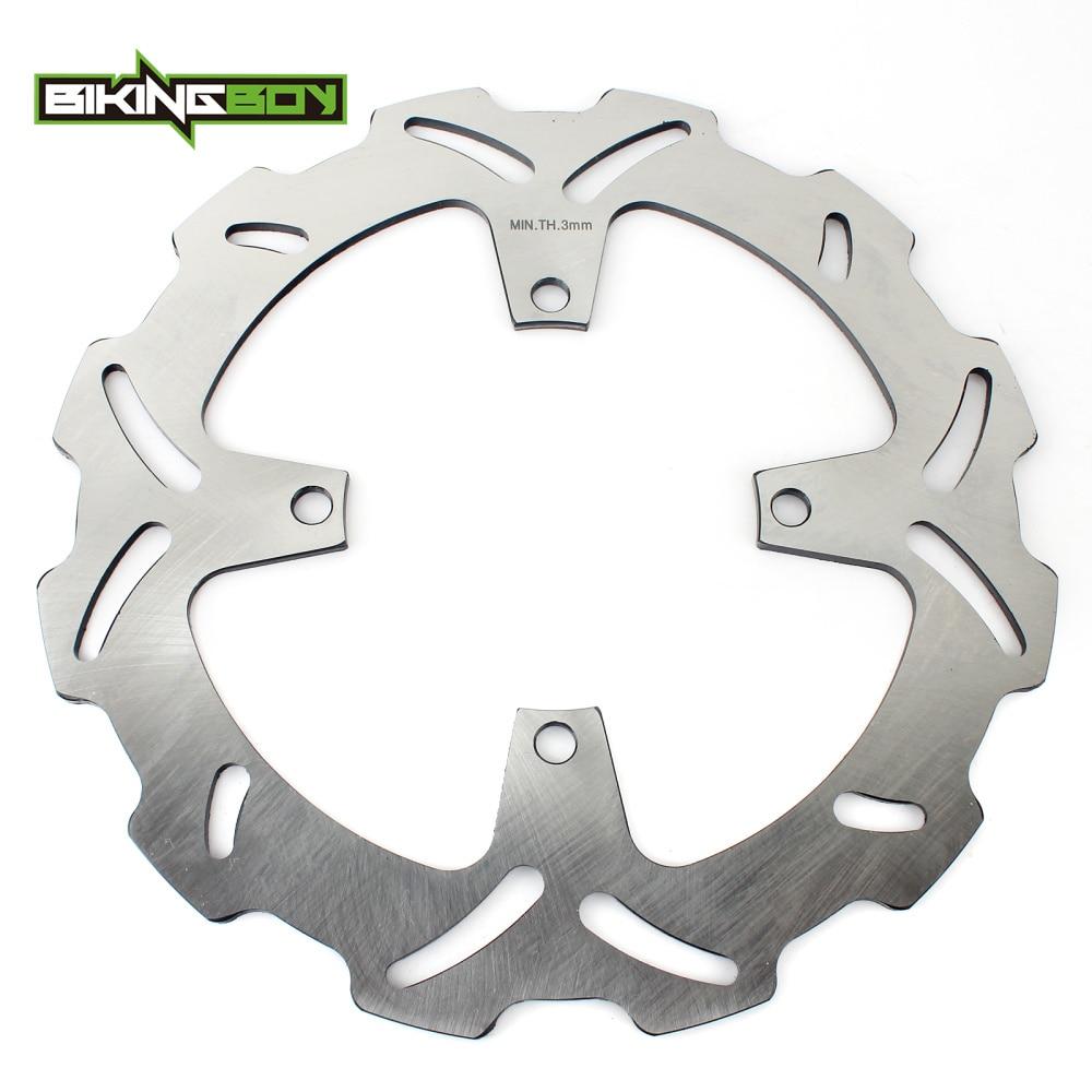 BIKINGBOY Front Brake Disc Rotor Disk For SUZUKI RMZ250 RMZ 250 RM-Z 250 RM-Z250 2004 2005 2006 04 05 06 2004 2005 2006 250mm new motorcycle front brake disc rotor for suzuki rmz 250 rmz250 2004 2006 04 05 06