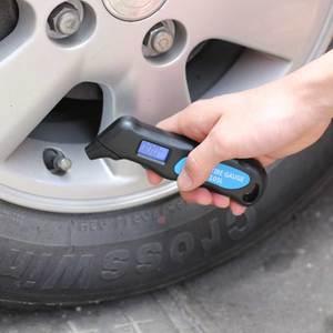 Image 5 - TG105 液晶デジタル車のトラックのタイヤタイヤ空気圧ゲージメーター圧力計計テスター高精度車のトラック