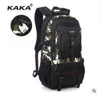 Brand KAKA Backpack Men Oxford Laptop Backpack Large Capacity Men Travel Bag Men Shoulder Bag Water