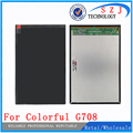 New 7'' inch LCD Display for colorful G708 Rainbow G708 32001448-00 (H/F) HE070IA-04F LCD internal display screen Free shipping