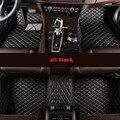 Kalaisike на заказ автомобильные коврики для Maserati все модели GranTurismo Ghibli Levante quattroporte авто аксессуары для стайлинга автомобилей