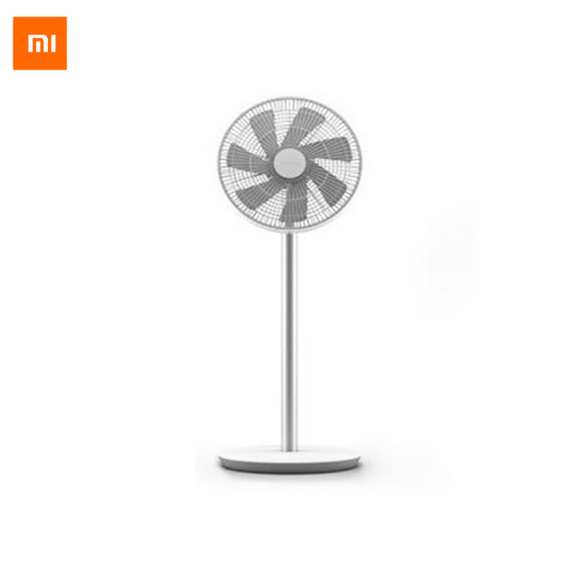 Original Xiaomi Mi Smart DC Frequency Stand Fan WiFi Phone APP Remote Control Built In Battery Comfortable Wind