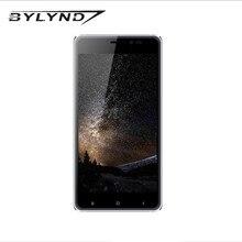 MTK6580 quad core 1 Г ram 8 Г rom 8mp 5.0 «1280*720 IPS смартфон разблокирована сотовый телефон android 5.1 оригинал BYLYND M7 мобильного телефона