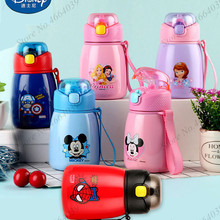 Disney Baby Feeding Cup with Straw New Stainless Steel Insul