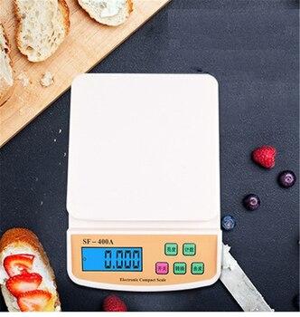 Весы Кухонные цифровые, 2/5/10 кг, 1/0,1 г