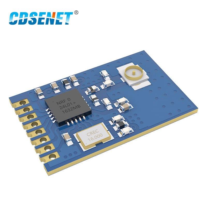 Беспроводной радиочастотный модуль nRF24L01 + PA LNA CDSENET, 2,4 ГГц, радиочастотный передатчик и приемник SPI, радиочастотный передатчик и приемник ...