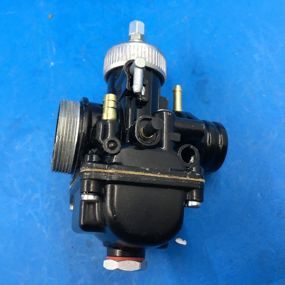 SherryBerg carburettor carb fit for Dellorto Replica carburetor PHBG 19MM BLACK 70cc 90cc carby fit for Yamaha ktm Zuma Puch new 44 idf 44idf carburettor carby replacement for solex dellorto weber empi carby
