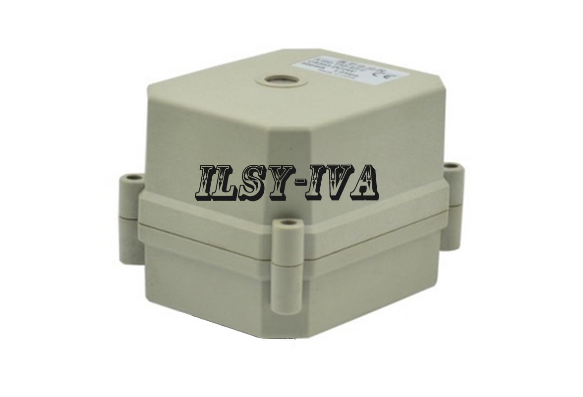 10NM A100 Series Electric Actuator For Valve Control DC12V DC24V with indicator