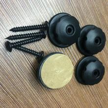 4 шт. крючки для багажника Монтажная точка авто задний грузовой багажник Органайзер багажная сетка фурнитура крюк