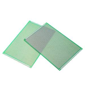 Image 5 - 10pcs/set  12x18cm FR 4 2.54mm Single Side DIY Soldering Prototype PCB Printed Circuit Board