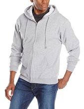 Zipper Hooded Casual Hipster Sweatshirt