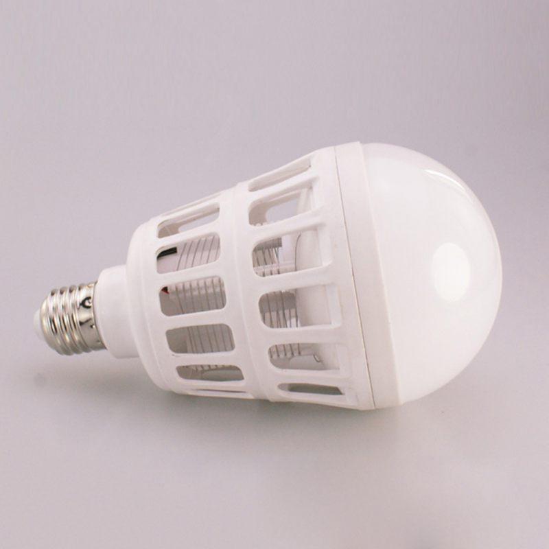 Energy Saving & Fluorescent Electronic Insect Killer For Bug Zapper Light Bulb Mosquito Killer Lamp Mosquito Zapper Fly Killer Mosquito Trap E27 15w 220v