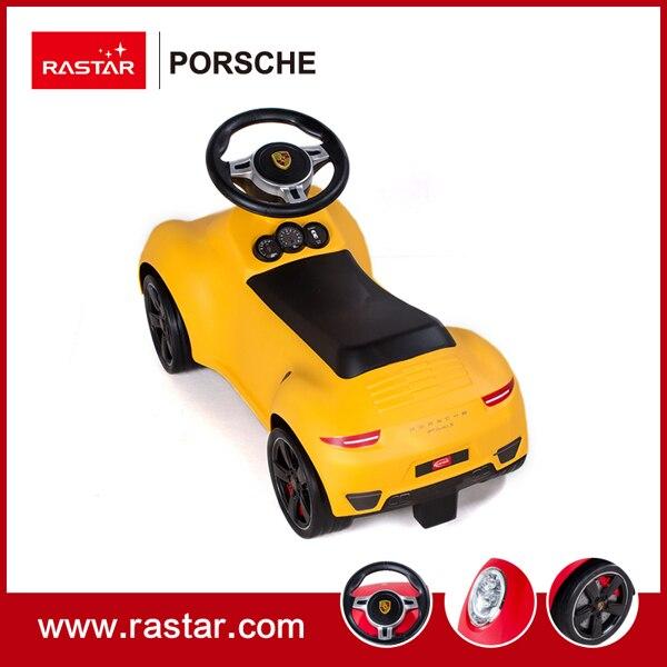 Clearance Rastar Licensed Car Porsche 911 Foot To Floor