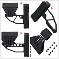 Tactical Support M4 Glr fit BD TB Style Stock he black for Hunting Gun  Party Accessories free shipping