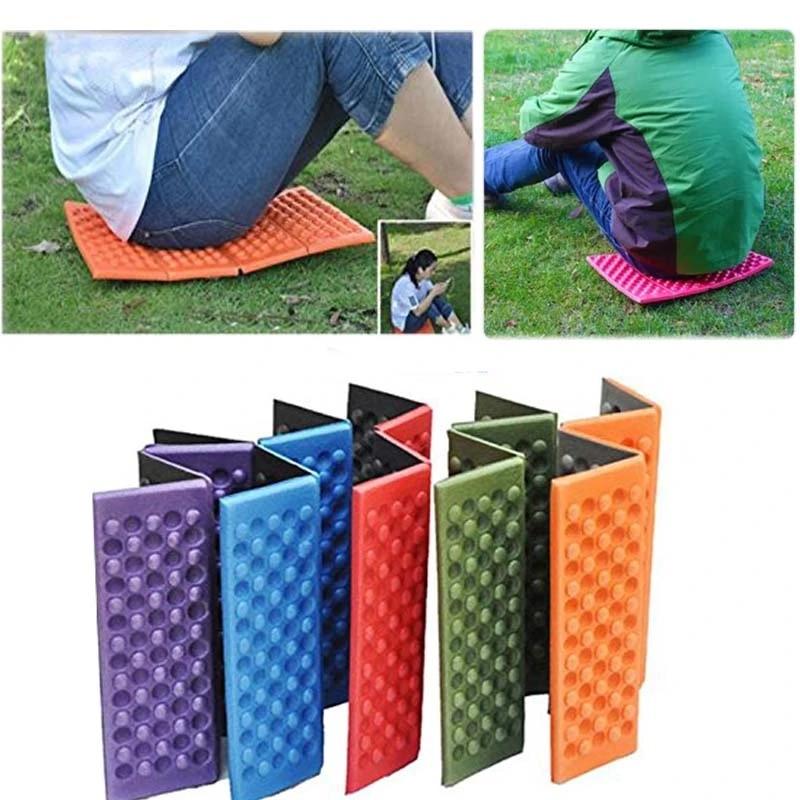 Foldable Camping Foam Seat Cushion Sitting Mat Outdoor Hiking Picnic Pad^ng