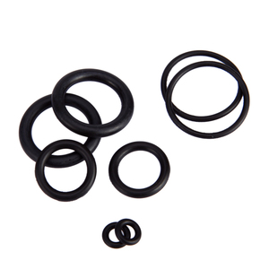Image 5 - VODOOL Silicone Rubber 18 Sizes 225pcs Rubber O Ring O Ring Washer Seals Watertightness Assortment for Car Styling Automobile