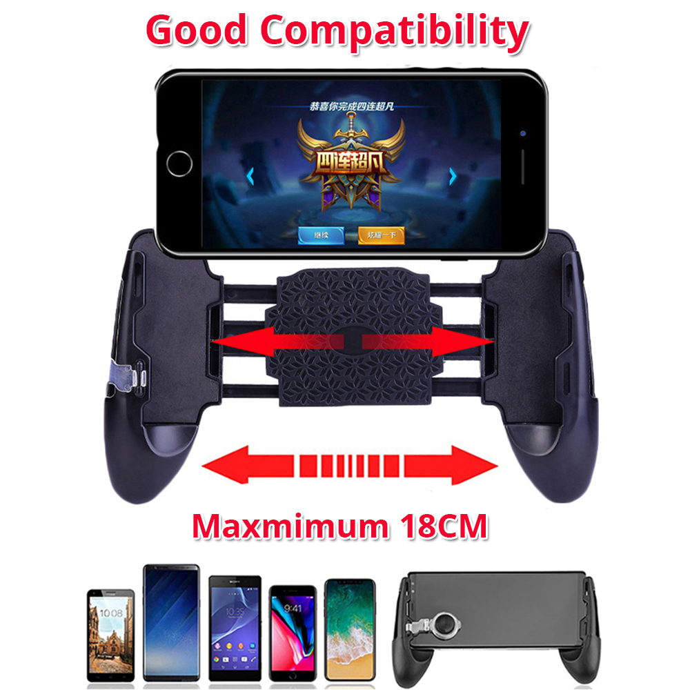 gamepad phone grip with good compatibility