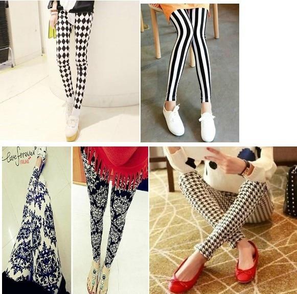 2015 NEW Fashion Muti style Women Pencil pants for lady Leggings & 6 style