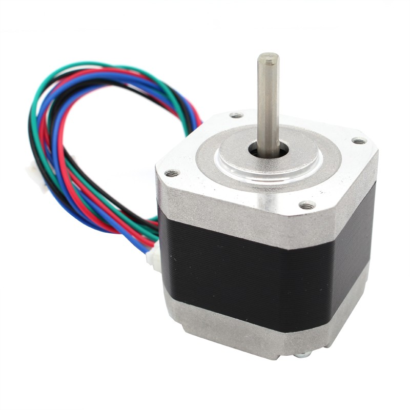 4-lead Nema17 Stepper Motor 42 motor 42BYGH 1.7A (17HS4401) 3D printer motor (4)