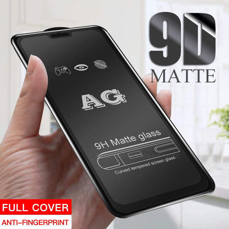 Matte Tempered Glass For Huawei P20 P30 Lite Y5 P Smart 2019 Protective Glass On Honor 20 Pro 10 Lite 8c 8x 8s Frosted Glas Film