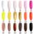 Marruecos Argan Nutrición Color Gel Soak-off de Uñas de Gel de Larga duración Gel Del Clavo LED UV Gelpolish Caliente de Las Mujeres Clavo de la manera