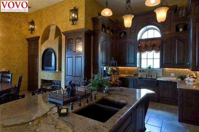 Period Style Kitchen Design Part 46