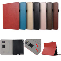 Luxury PU Leather Case For IPad 2 3 4 Retro Briefcase Auto Wake Up Sleep Hand