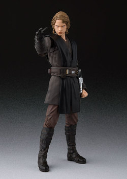 "Star Wars Action Figure – Anakin Skywalker ""Starwar Episode 3: Revenge of the Sith"