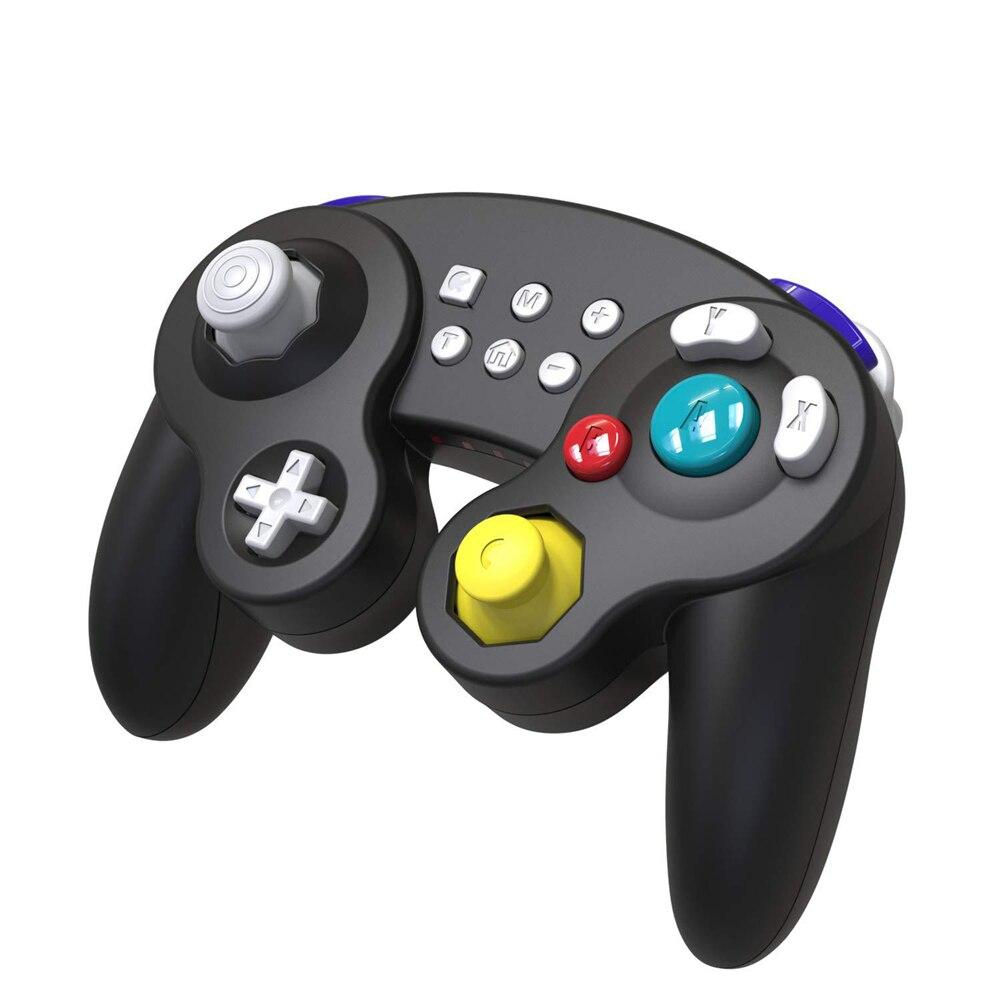 Manette de jeu sans fil Bluetooth pour contrôleur de Console de commutateur nessa manette pour télécommande de jeu NGC batterie intégrée 380mA